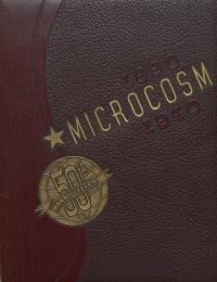 Microcosm yearbook for 1939-40