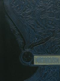 Microcosm yearbook for 1943-44