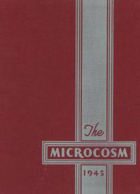 Microcosm yearbook for 1944-45