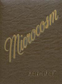 Microcosm yearbook for 1945-47