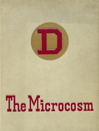 Microcosm (Yearbook) for 1950-51 Academic Year