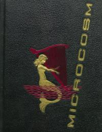 Microcosm yearbook for 1956-57
