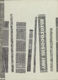 Microcosm yearbook for 1966-67
