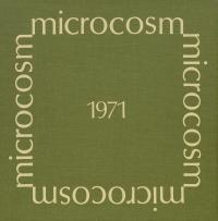 Microcosm yearbook for 1970-71
