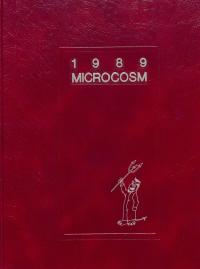 Microcosm yearbook for 1988-89