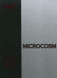 Microcosm yearbook for 1996-97