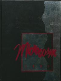 Microcosm yearbook for 1998-99