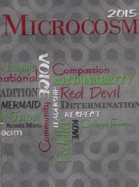 Microcosm yearbook for 2014-15
