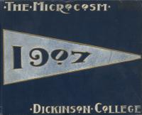 Microcosm yearbook for 1905-06