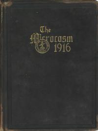 Microcosm yearbook for 1914-15