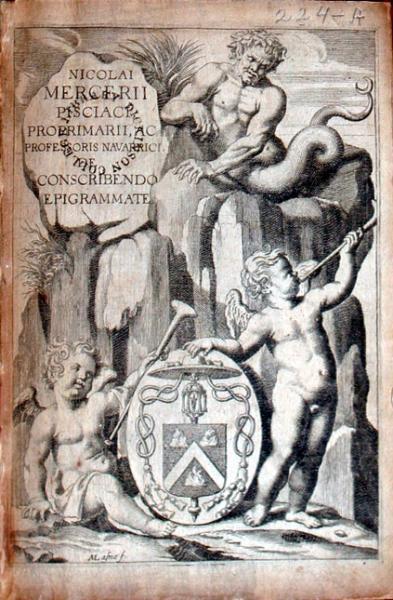 De Conscribendo Epigrammate