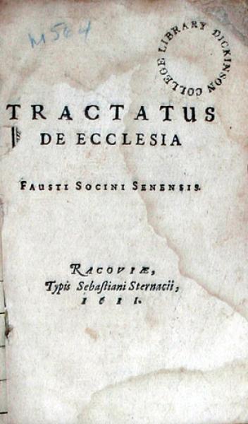 Tractatus De Ecclesia