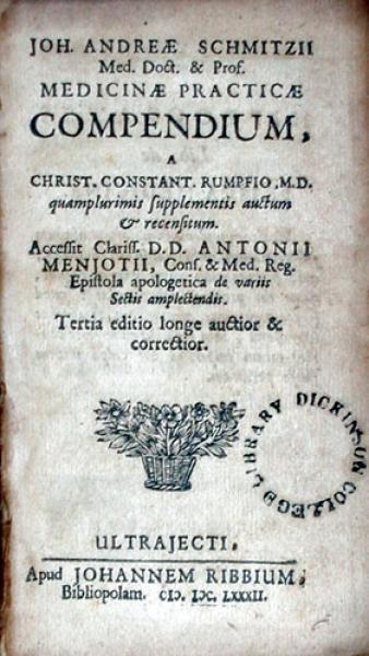 Medicinae Practicae Compendium
