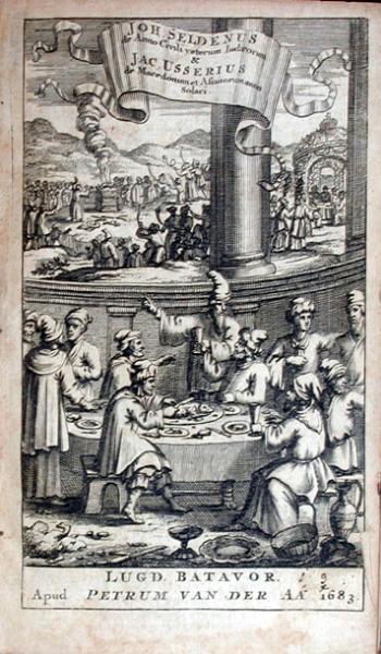 De Anno Civili veterum Iudaeorum & …de Macendonum et Asianorum anno Solari