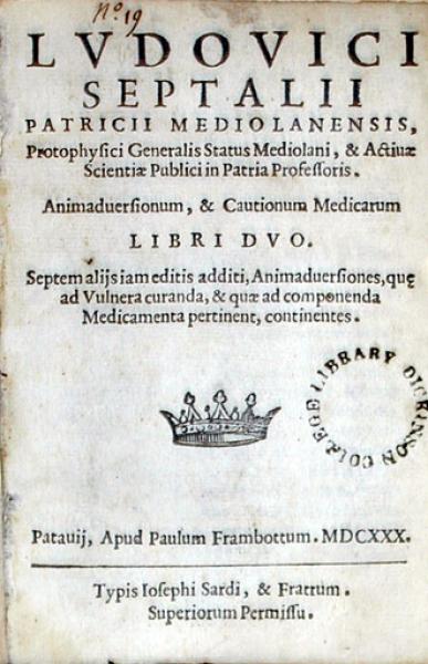 Animaduersionum, & Cautionum Medicarum...