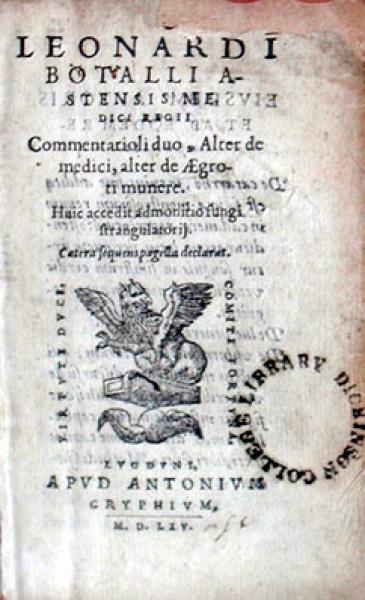 Commentarioli duo, Alter de medici, alter de Aegroti munere