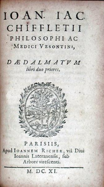 Daedalmatvm libri duo priores
