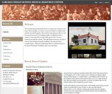 Carlisle Indian School Digital Resource Center