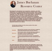 James Buchanan Resource Center